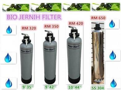 Water Filter / Penapis Air siap pasang Jlc