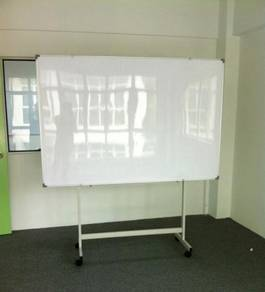 4x4 Magnetic White Board Size