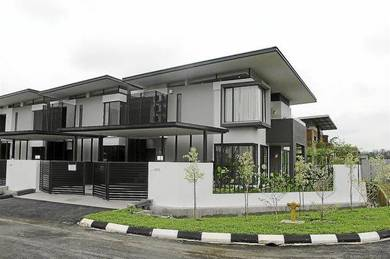(Hill Top House New Launching) Freehold Double Storey 22x75 - 0 % D/P