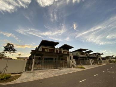 Luxury High-End Double Storey Semi Detached located at Hilltop 8, Miri