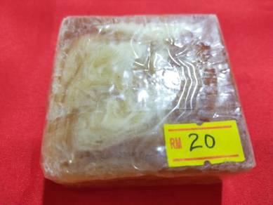 Goat milk honey soap