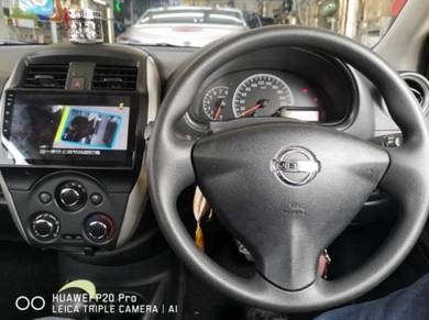 Nissan Almera 2011-2017 Android Big Screen Player