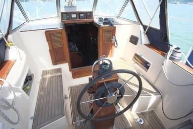 Boat Yanmar YM30 30 hp Diesel Targa 96 31ft 1985