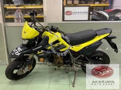 2016 Kawasaki ksr110 ksr pro 110 WC477Q