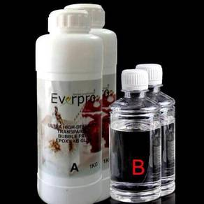 Epoxy Glue Ultra high clear all transparent epoxy
