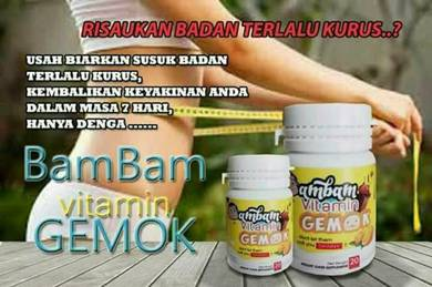 Bambam vitamin gemok