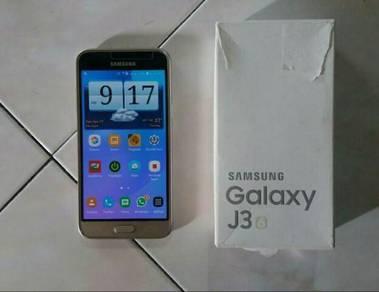 Samsung J3 4G With Box