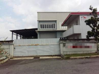 2sty Semi Detached Factory Balakong,