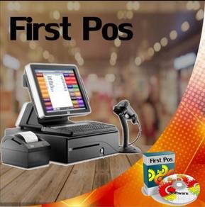 GST All in One Cashier Machine POS System