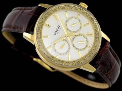 Watch - Casio Ladies LTP2087L-5A - ORIGINAL