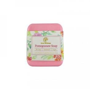 Pomegranate Extract Soap 100g