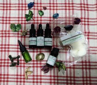 Frankincense Anti-Aging Cream Set