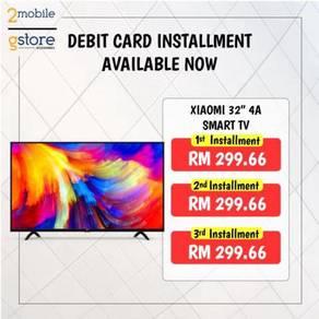 Xiaomi Smart TV Debit Card Installment 3 Months