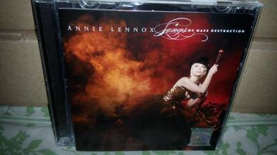 CD Annie Lennox - Songs Of Mass Destruction