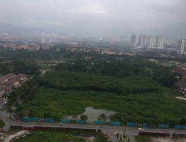 Fresh wind,air,green view at KL city,3Paxs or more