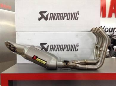 Akrapovic Full Racing Line Yamaha MT-09 / MT09