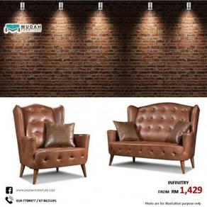 Teknology fabric sofa