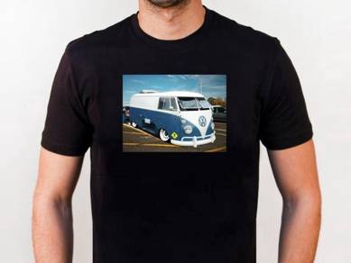 Tshirt Baju VOLKSWAGEN V3 TSV Siap Pos Laju