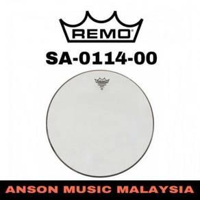 Remo SA-0114-00 14'' Ambassador Hazy Drumhead