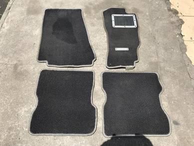 No 26-4-25 Floor Mat Carpet Mazda Rx8 Jpn