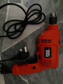 Almost new power drill