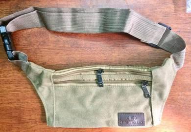 Men's Denim Cross Shoulder Bag