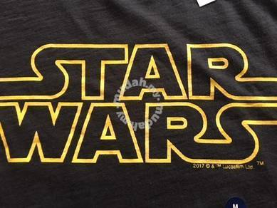 ABERCROMBIE & FITCH Star Wars tshirt M Brand NEW