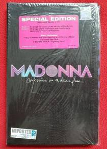 Madonna CONFESSIONS ON A DANCE FLOOR cd Limited Ed
