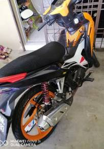 Honda Wave Dash Repsol 110