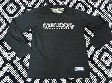 Outdoor t shirt long sleeve size 160 fits to s