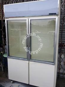 Fridge Chiller & freezer 2/4/6 door good condition