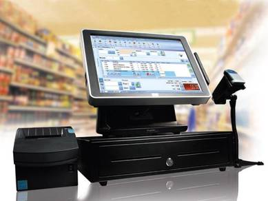 POS System - Touchscreen F&B
