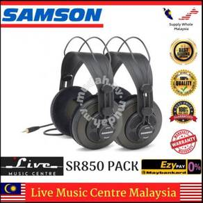 Samson SR850 (2pcs) Headphones for keyboard piano