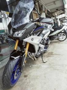Yamaha mt09 tracergt 09