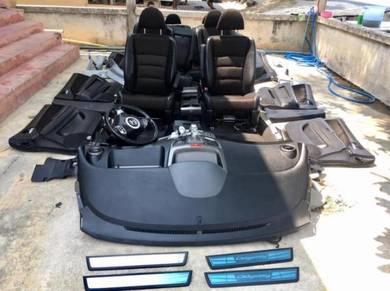 Honda Odyssey Absolute Rb1 interior