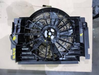 BMW X5 E53 Ori Radiator Fan Motor Air Conditioner