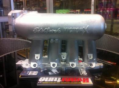 EdelBrock Intake Manifold 4G92 4G93 GSR Victor X