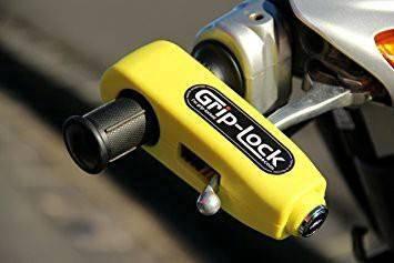 Grip Lock Brake bike Bicycle Kunci Throttle