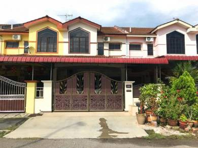 Taman Menglembu Timur Ipoh Renovated Double Storey Terrace House