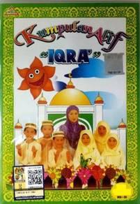 CD NULL Kumpulan Alif Iqra VCD + CD