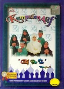 CD+VCD Kumpulan Alif Alif Ba Ta VCD + CD