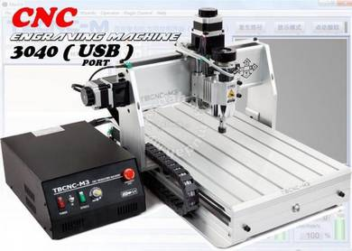 CNC ROUTER 3040Z Aluminum Engraving Machine
