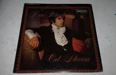 CAT STEVENS - NEW MASTERS LP Records
