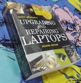 Upgrading & Repairing Laptops by Scott Mueller
