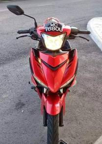 Urgent Jual 2017 Y15Z Yamaha
