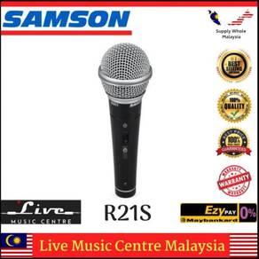 SAMSON R21S Dynamic Microphone (R-21S)