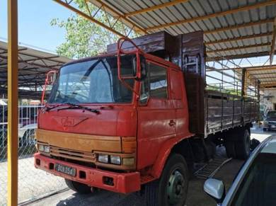 1989 Hino FF175K(UBS) 16Ton Kargo AM Wood Body