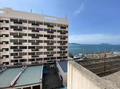 Wisma Merdeka Office lot KK Town Kota Kinabalu [ Block A, 530sqf]