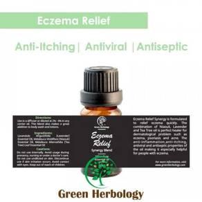 Eczema Relief Synergy Blend Essential Oil 10ml