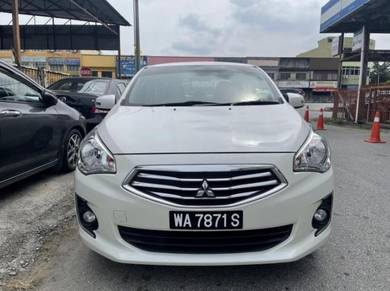 Used Mitsubishi Attrage for sale